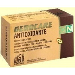 Nutrisport Clinical Gerocare Antiox 900 Mg 72 Comp