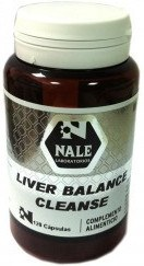 Nale Liver Balance Cleanse 120 Caps 455 Mg