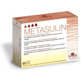 Bioserum Metasulin 60 Caps