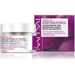 Natysal Crema Natural Resveratrol 50 Ml