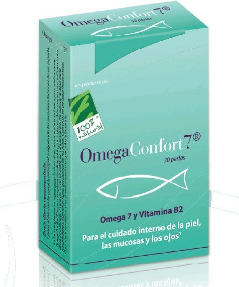100% Natural Omegaconfort7 30 Perlas