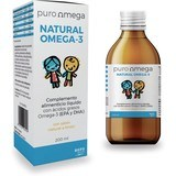 Puro Omega Natural Omega-3 Niños 200 Ml