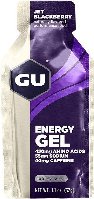GU Energy Gel con 40 mg de Cafeína - 1 gel x 32 gr