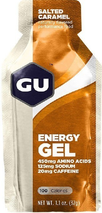 GU Energy Gel con 20 mg de Cafeína - 1 gel x 32 gr