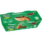 Naturgreen Almendra Chocolate 2 X 125 Gr