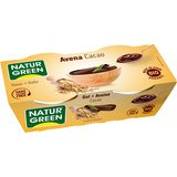 Naturgreen Avena Chocolate 2 X 125 Gr