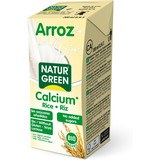 Naturgreen Bebida Arroz Calcium 200 Ml