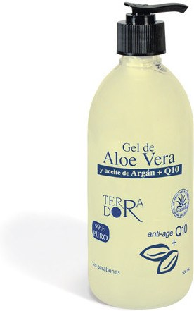 Derbos Gel Aloe+aceite Argan 500 Ml