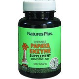 Natures Plus Papaya Enzyme 180 Comp Mast