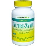 Natures Plus Nutri Zyme 90 Comp Mast