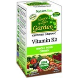 Natures Plus Garden Vitamina K2 60 Cap