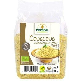 Primeal Couscous Multicereales 300 G