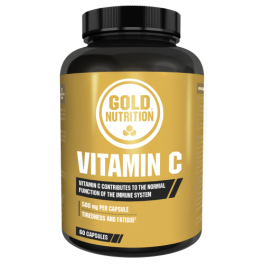 Gold Nutrition Vitamin C 60 caps