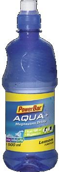 PowerBar Aqua+Magnesium Drink 12 botellas x 500 ml