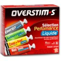 Overstims Performance Selection Liquide 10 geles x 35 gr