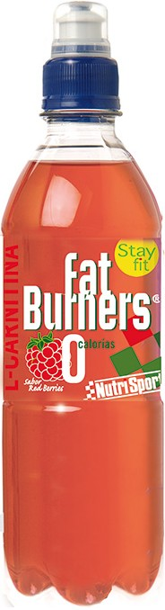 Nutrisport Fat Burners Drink 1 botella x 500 ml Quemagrasas