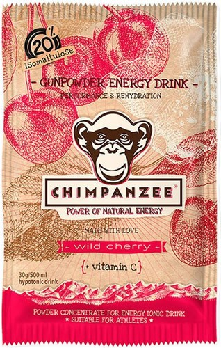 Chimpanzee Gunpowder Energy Drink 1 sobre x 30 gr