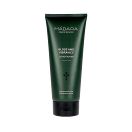 Mádara Organic Skincare Gloss And Vibrancy Conditioner 200 Ml Unisex