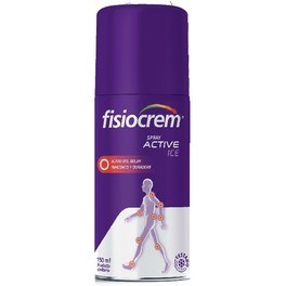 Fisiocrem Spray Active Ice 150ml
