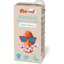 Nutriops Ecomil Almond Classic Calcio