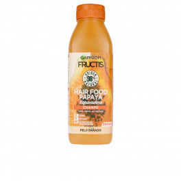 Garnier Fructis Hair Food Papaya Champú Reparador 350 Ml Unisex