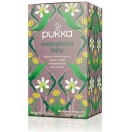 Pukka Infusion Motherkind Baby 20 Bl Bio