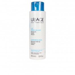 Uriage Cleansing Milk Normal To Dry Skin 250 Ml Unisex