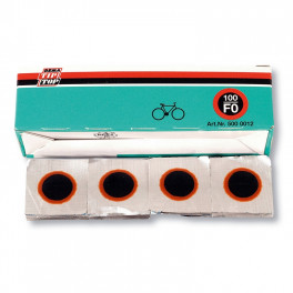 Tip-top Caja Parches Red F0 (100 Unidades)