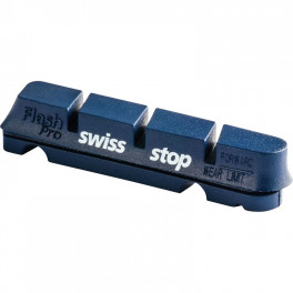 Swissstop Kit 4 Zapatas Flash Azul - Aluminio