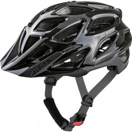 Alpina Casco Mtb Mythos 3.0 Negro/antracita
