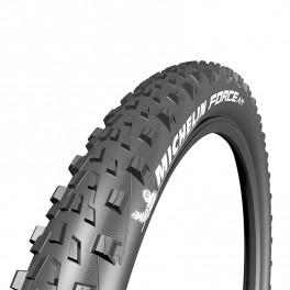 Michelin Cubierta Force Am 27.5x2.80 Tubeless Ready Competition Line Plegable Negro 71-584