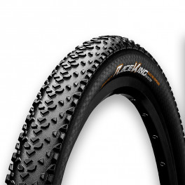 Continental Cubierta Race-king 26x2.2 Skin Protection Tubeless Ready Plegable Negro 55-559