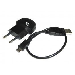 Sigma Cargador+cable Micro Usb Para Speedster/sportster/stereo/buster/lightster