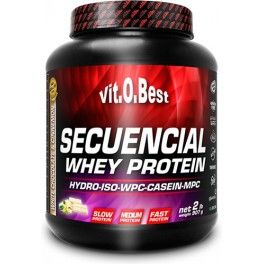 VitOBest Secuencial Whey Protein 907 gr