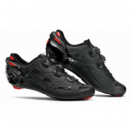 Sidi Zapatillas Shot Carbono Mate Negro