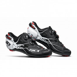 Sidi Zapatillas Shot Carbono Negro Mate/blanco