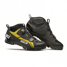 Sidi Zapatillas Enduro Defender Negro/amarillo