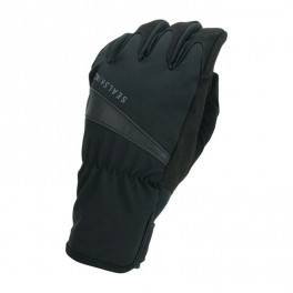 Sealskinz Guantes Impermeable Cycle Negro/gris