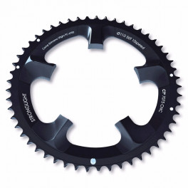 Stronglight Plato Ct2 Adaptable Ultegra Negro 110 Mm 50 Dientes