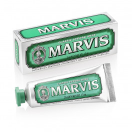 Marvis Classic Strong Mint Toothpaste 25 Ml Unisex