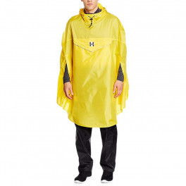 Hock Poncho Impermeable Rain Light Amarillo