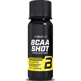 BioTechUSA BCAA Shot 1 vial x 60 ml