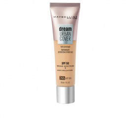 Maybelline Dream Urban Cover Full Coverage Spf50 265-soft Tan 30 Ml Mujer