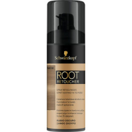 Syoss Root Retoucher Retoca Raices Spray Rubio 120 Ml Unisex