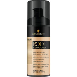Syoss Root Retoucher Retoca Raices Spray Rubio Claro 120 Ml Unisex