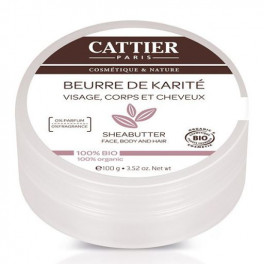 Cattier Manteca Karite 100 Gr