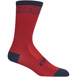 Giro Comp Racer High Rise Red Lines S