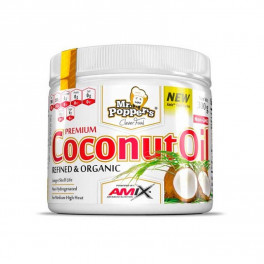 Amix Coconut Oil Mr Poppers - Aceite de Coco 300 gr