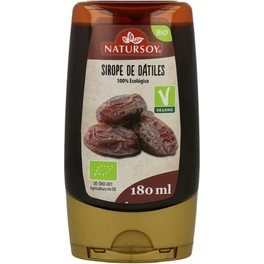 Natursoy Sirope De Datil 250 Gr