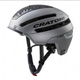 Cratoni Casco Cute Pedelec Antracite